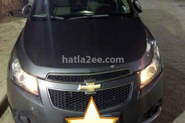 Cruze Chevrolet Gray