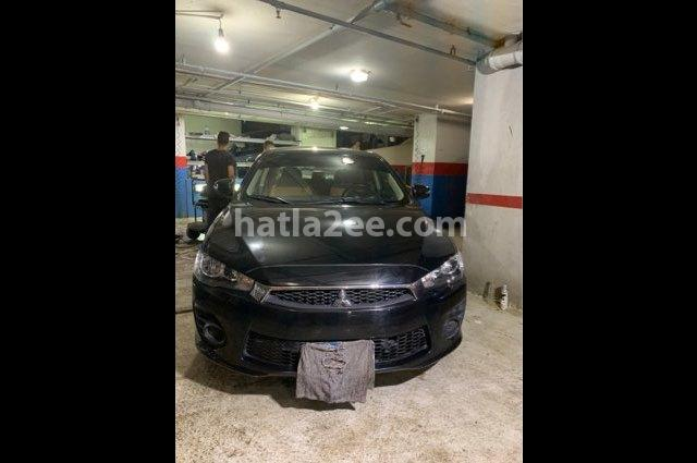 Lancer Mitsubishi Black