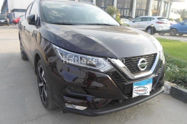 Qashqai Nissan Brown