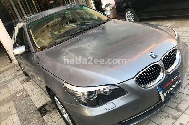 535 BMW رمادي