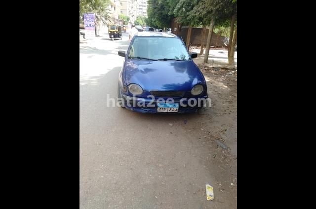 Corolla Toyota Blue