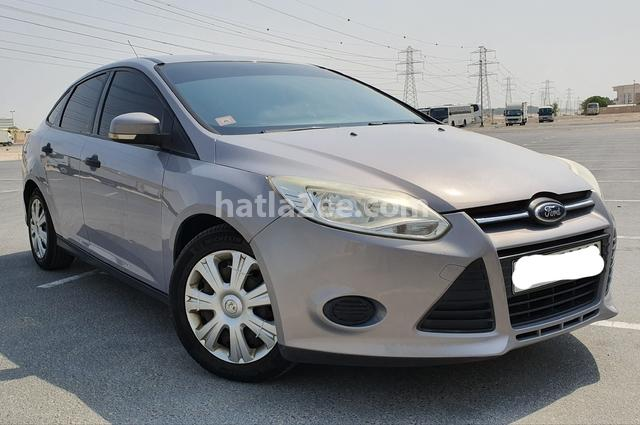Focus Ford Gray