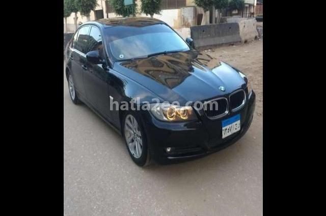 318 BMW أسود