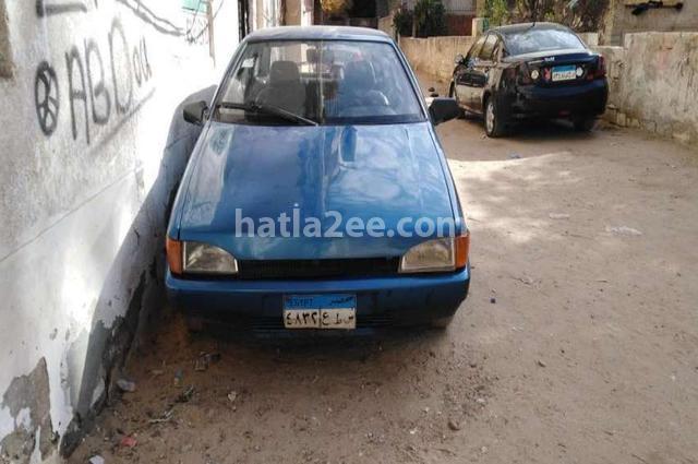 Florida Fiat أزرق