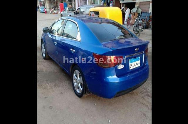 Cerato Kia Blue