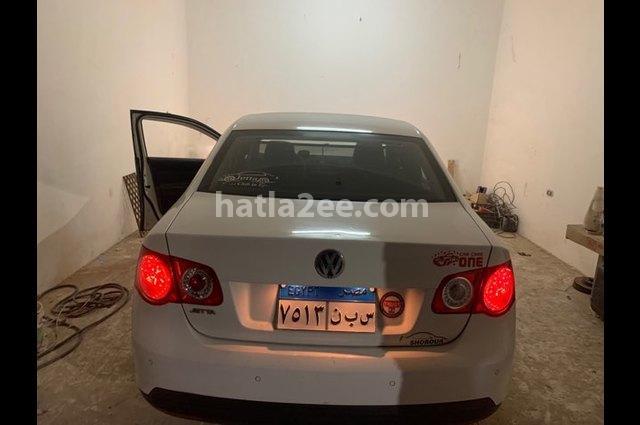 Jetta Volkswagen White