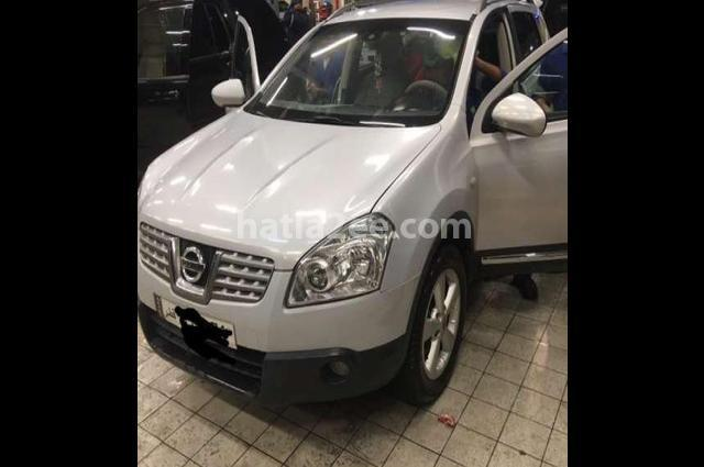 Qashqai Nissan Silver