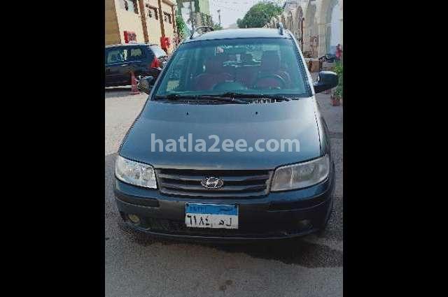 Matrix Hyundai رمادي