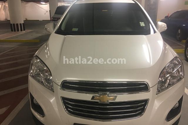 Trax Chevrolet White