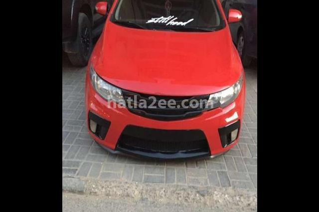 Cerato Kia Red