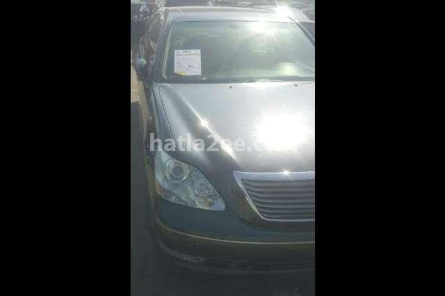 Ls Lexus أخضر