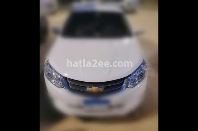 Optra Chevrolet أبيض