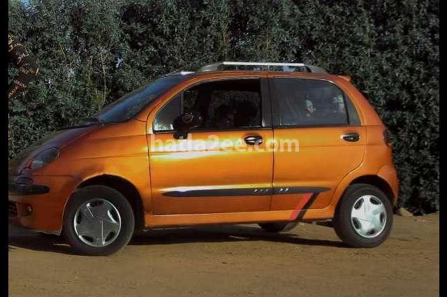 Matiz Daewoo Orange