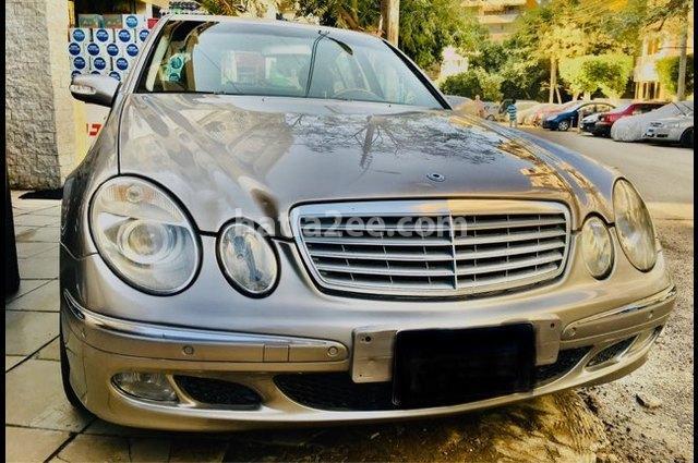 320 Mercedes ذهبي