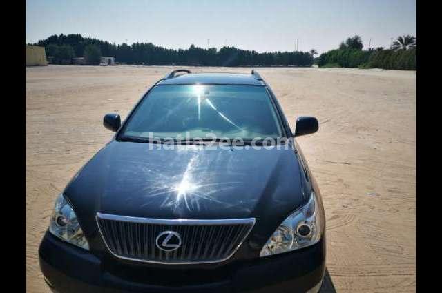 Rx Lexus Black