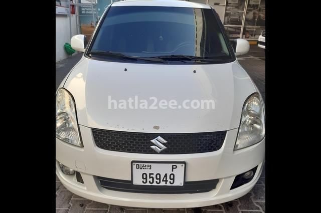 Swift Suzuki أبيض