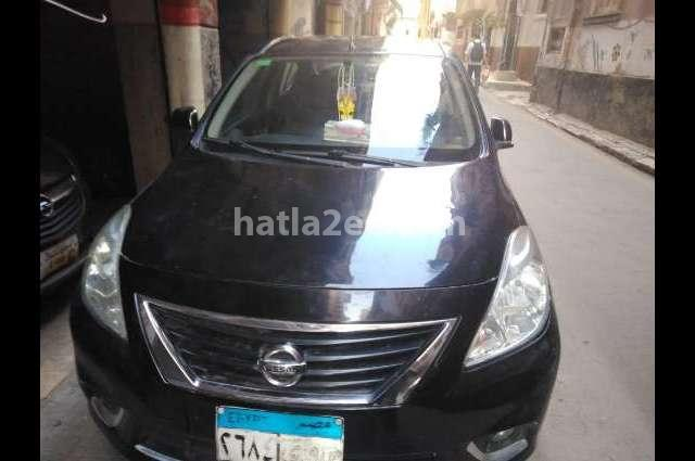 Sunny Nissan Black