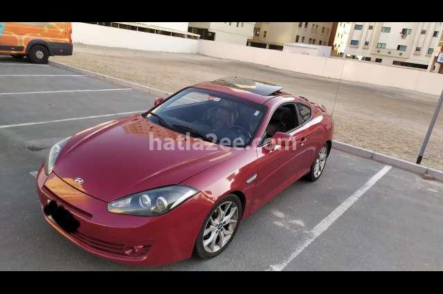 Coupe Hyundai Brown