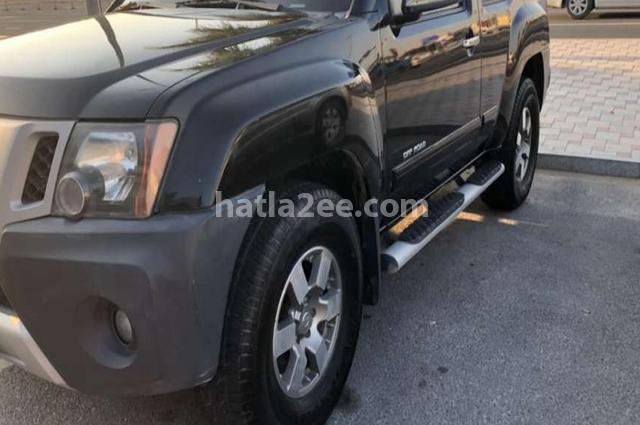 Xterra Nissan أسود