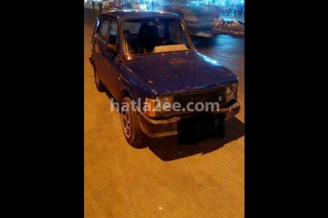 127 Fiat Blue
