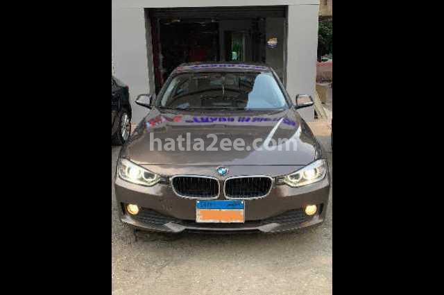 316 BMW بني