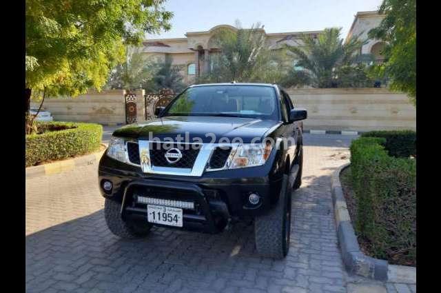 Navara Nissan Black