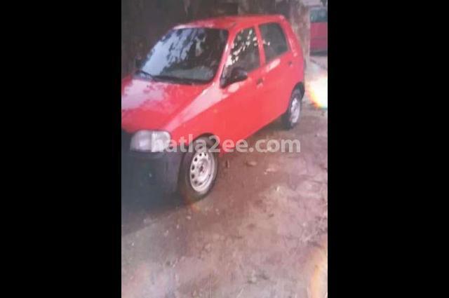 Alto Suzuki احمر
