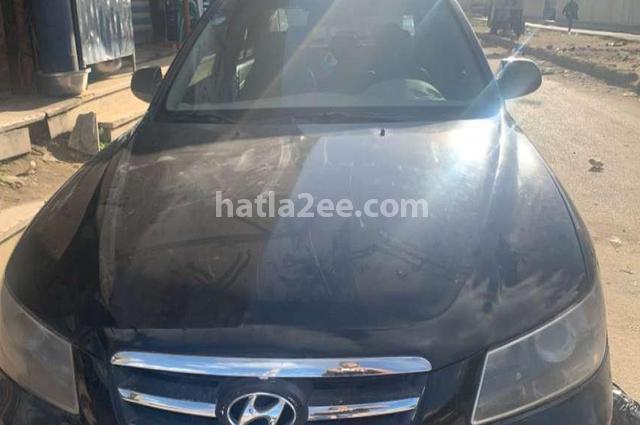 Sonata Hyundai Black