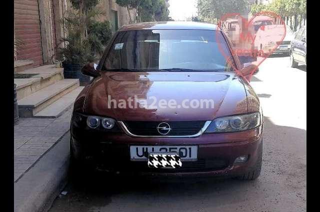 Vectra Opel Dark red