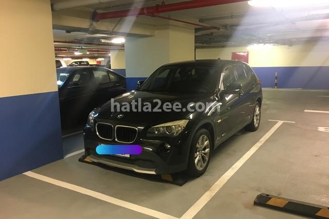 X1 BMW أسود