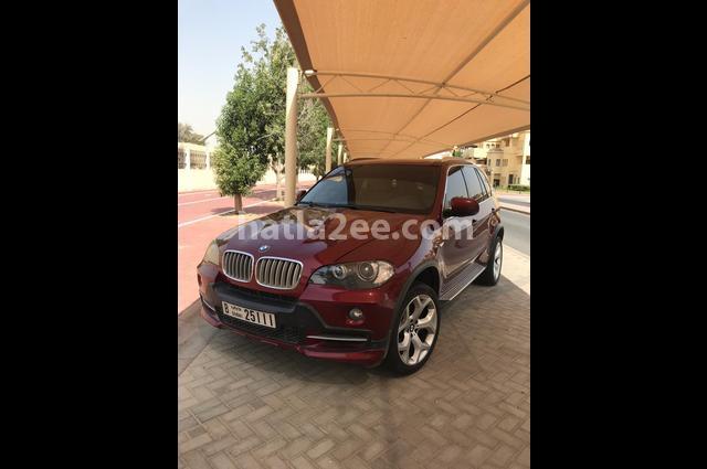 X5 BMW احمر