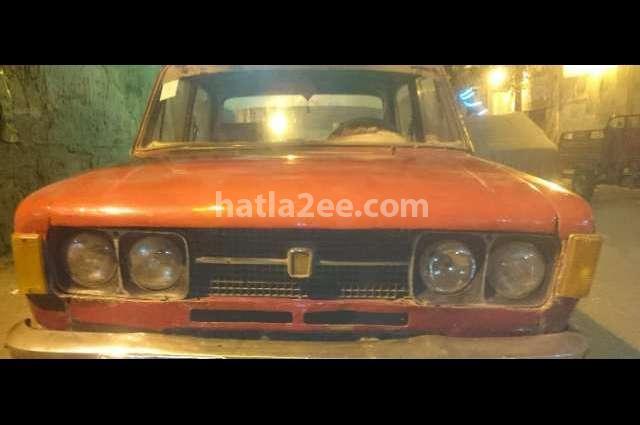 124 Fiat احمر