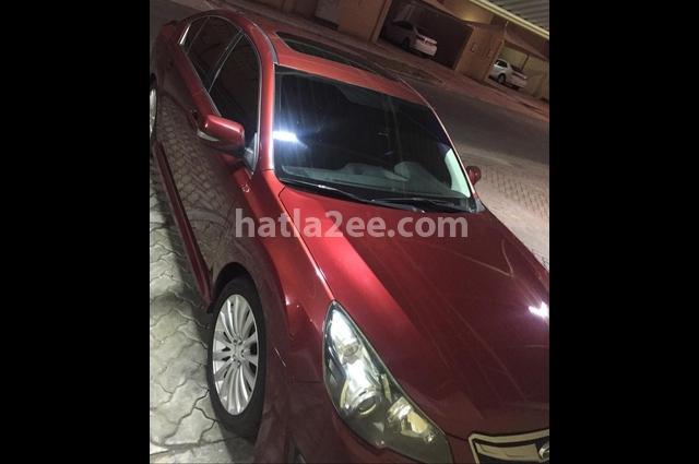 Legacy Subaru Dark red