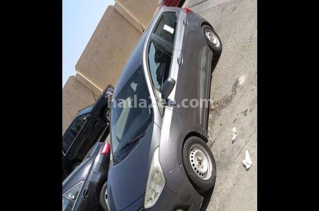 I10 Hyundai Gray