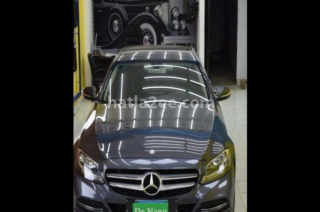 C 180 Mercedes رمادي