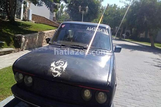 132 Fiat Blue