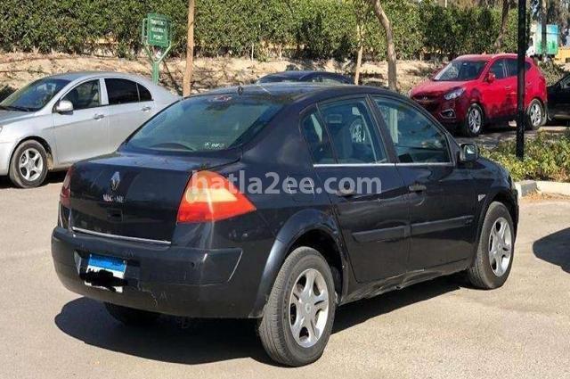 Megane Renault رمادي