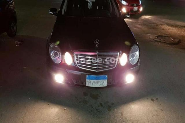 E 280 Mercedes Black