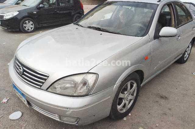 Sunny Nissan Silver