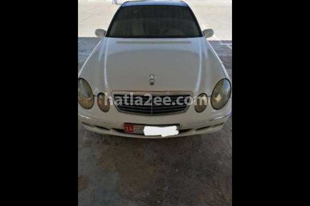 320 Mercedes أبيض