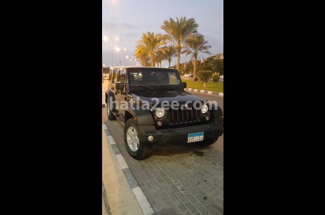 Wrangler Jeep الأزرق الداكن