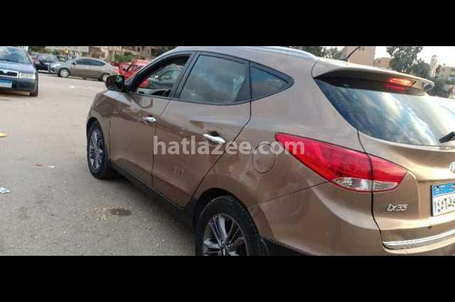 IX 35 Hyundai Bronze