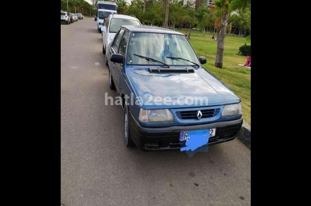 Optima Renault أزرق