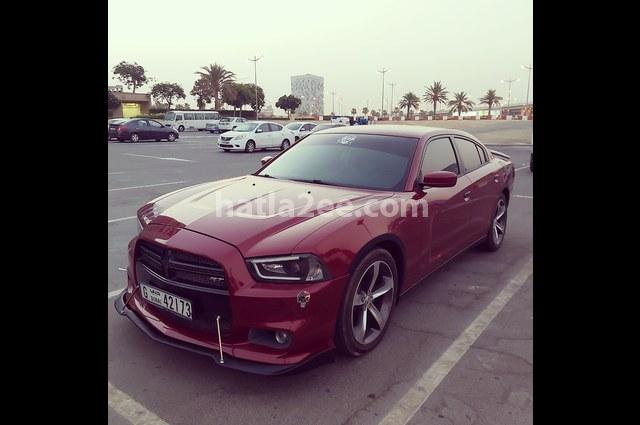 Charger Dodge Red