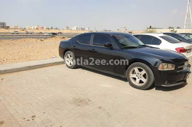 Charger Dodge Black