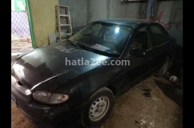 Accent Hyundai رمادي
