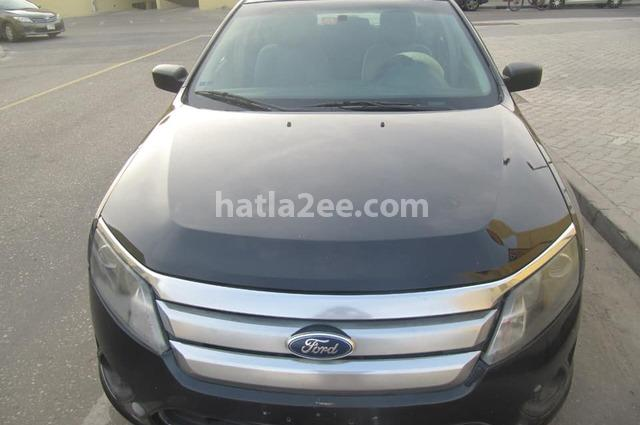 Fusion Ford Black