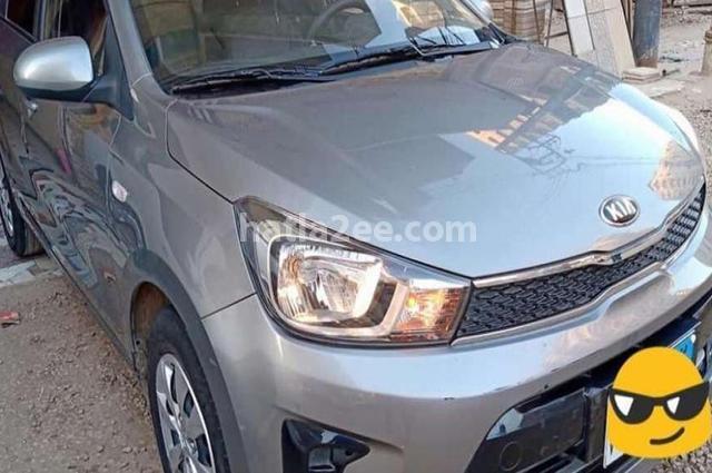 Pegas Kia 2020 Gharbia Gray 3307336 Car For Sale Hatla2ee