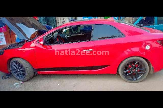 Koup Kia 2010 Qena Red 3403032 Car For Sale Hatla2ee