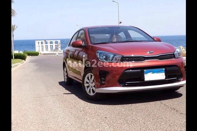 Pegas Kia 2020 Sharm El Sheikh Red 3419907 Car For Sale Hatla2ee